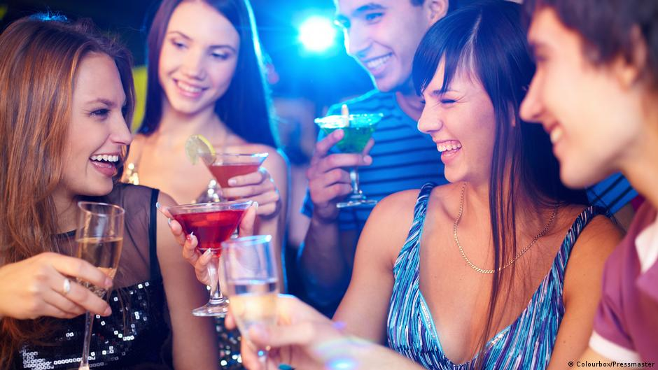 Beschwipst oder betrunken: die Wirkung von Alkohol