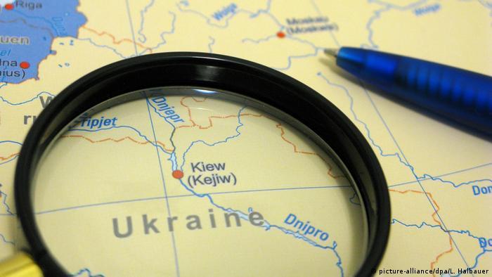 У Німеччині столицю України традиційно називають Kiew