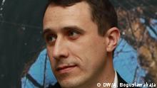 Foto von dem weißrussischen oppositionellen Politiker Pawel Sewerinez, das er unserer Korrespondentin in Minsk Alexandra Boguslawakaja kostenlos zur Verfügung gestellt hat. Schlüsselworter: Belarus, Minsk, Weißrussland, weißrussischer oppositioneller Politiker Pawel Sewerinez, Alexandra Boguslawakaja.