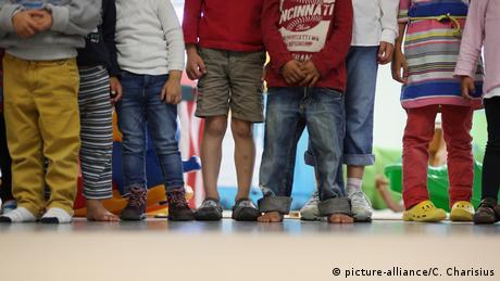 Verankerung von Kinderrechten im Grundgesetz (picture-alliance/C. Charisius)