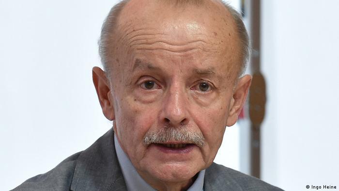 Obnašatelj dužnosti vladinog ureda za borbu protiv diskriminacije Bernhard Franke