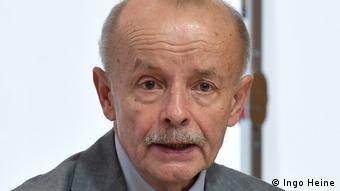 Глава Центрального ведомства по борьбе с дискриминацией Бернхард Франке