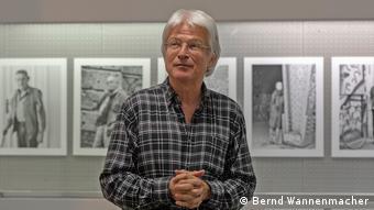 Germanist und Politologe Dr. Jochen Staadt, Forschungsverbund SED-Staat, in der Freien Universität Berlin