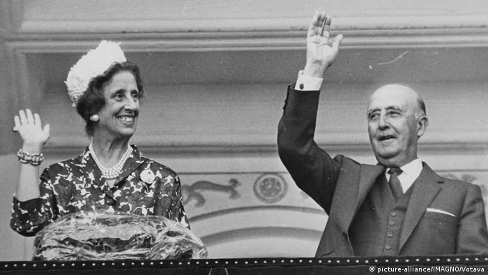 Ehepaar Franco