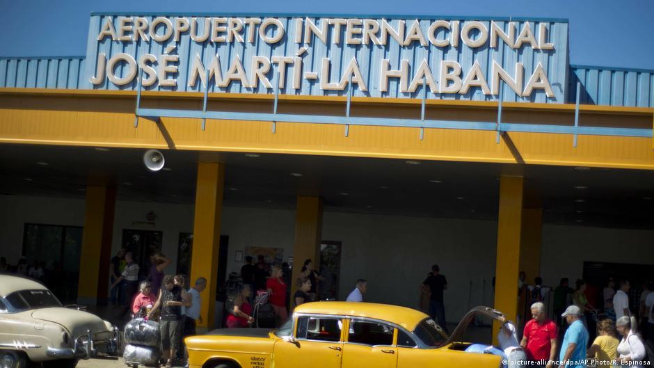 US-Regierung stoppt Flugverbindungen nach Kuba | DW | 25.10.2019