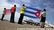 Kuba | Flughafen in Havanna