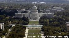 USA Washington Kapitol (picture-alliance/AP Photo/P. Semansky)