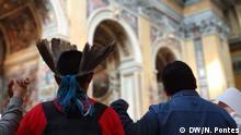 Vatikanstadt   Indigene und Kirche