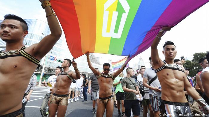 Taiwan Gay Pride Parade
