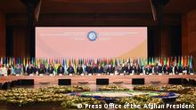 Aserbaidschan | 18. Non-Aligned Movement Summit in Baku