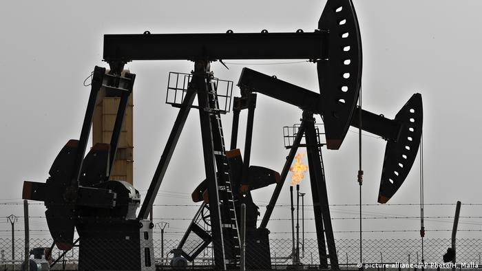 Suriye'deki petrol sahaları (Foto: Arşiv)