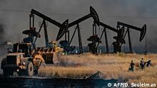 Syrien Ölfelder