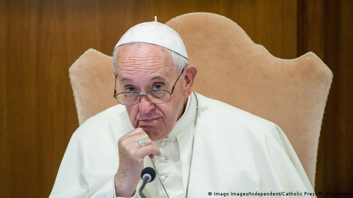 Rom Vatikan Eröffnung Amazonas-Synode