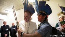 Rom Vatikan Amazonas-Synode