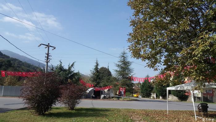 Türkei Liftprojekt im Bezirk Sapanca der Provinz Sakarya