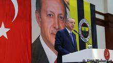 Türkei Istanbul Erdogan Rede