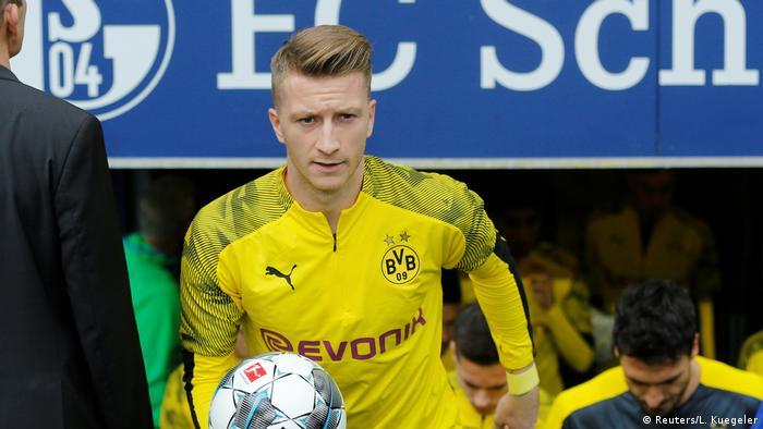 Corona-Krise und der Sport: Marco Reus spendet für Dortmunds Firmen