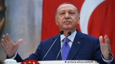 Με επιθετική ατζέντα στις ΗΠΑ ο Ταγίπ Ερντογάν