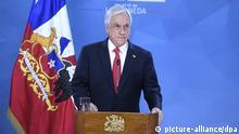 Sebastian Piñera, Präsident vonChile