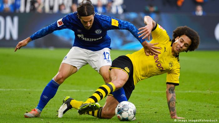 Fußball Bundesliga Schalke 04 v Borussia Dortmund
