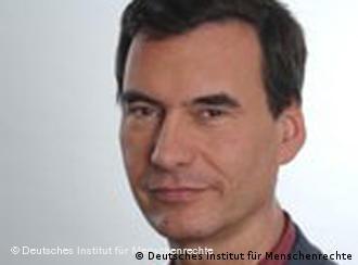 Porträt von Wolfgang S. Heinz, wissenschaftlicher Mitarbeiter am Deutschen Institut für Menschenrechte und Privatdozent für Politische Wissenschaft an der Freien Universität Berlin (Foto: Deutsches Institut für Menschenrechte)
