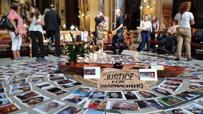Vítimas de Brumadinho são lembradas no Vaticano