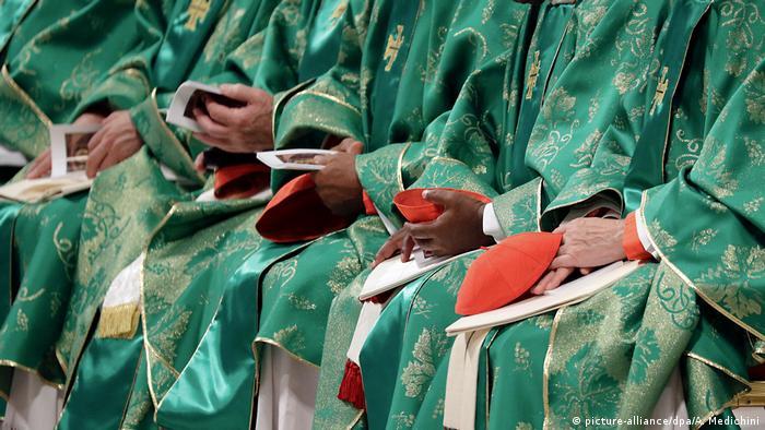 Bispos no Sínodo da Amazônia