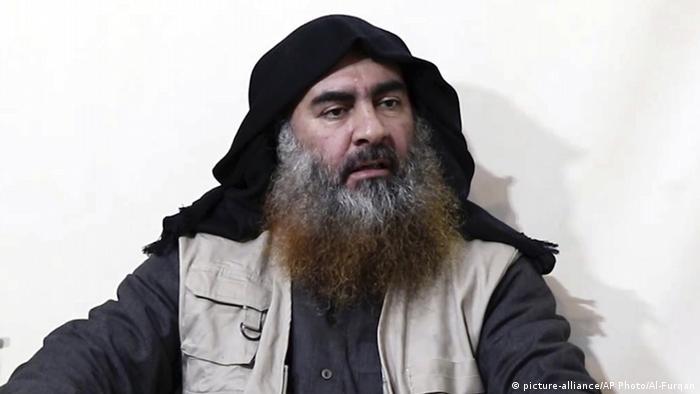 IS-Chef Abu Bakr al-Bagdadi