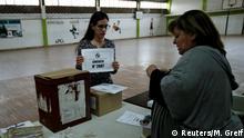 Uruguay | Wahllokal
