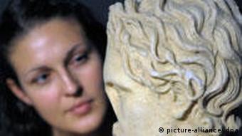 Ausstellung Alexander der Große und die Öffnung der Welt