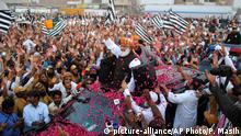 Pakistan Maulana Fazlur Rehman