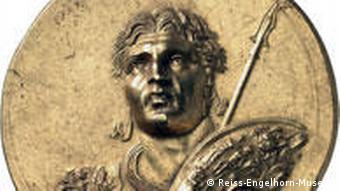 Властитель мира: Александр на античном изображении
