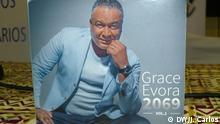 Músico cabo-verdiano Grace Évora celebra 30 anos de carreira
