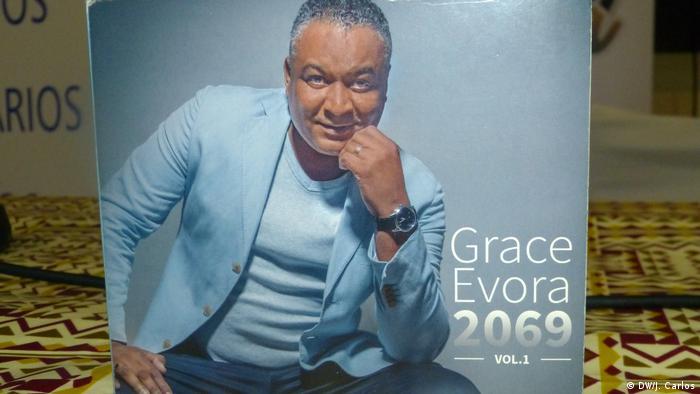 Album Grace Évora