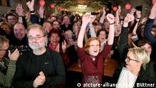 Deutschland Landtagswahl in Thüringen | die Linke