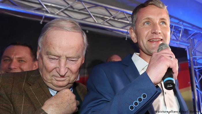 Wahlkrimi In Thuringen Aktuell Deutschland Dw 27 10 2019