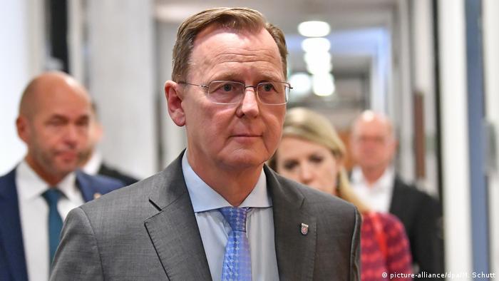 Deutschland Landtagswahl in Thüringen | Bodo Ramelow
