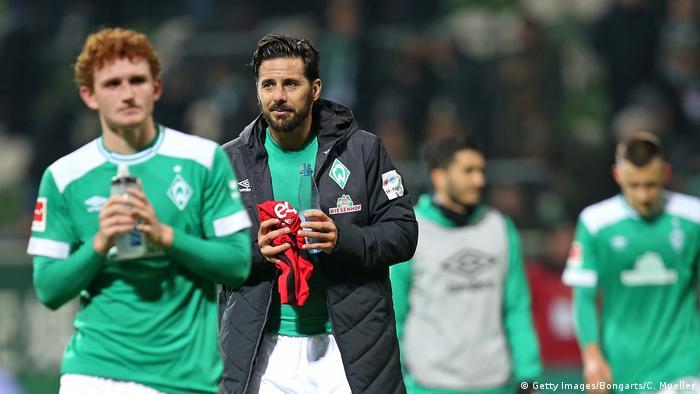 Deutschland Bundesliga Werder Bremen | Claudio Pizarro