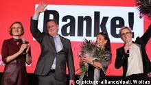Deutschland Landtagswahl in Thüringen - Linke