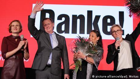 Γερμανία: Οι εκλογές στη Θουριγγία αλλάζουν το πολιτικό τοπίο