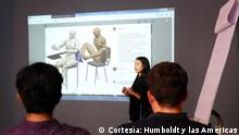 Programm Conexión Humboldt am Goethe-Institut Berlin