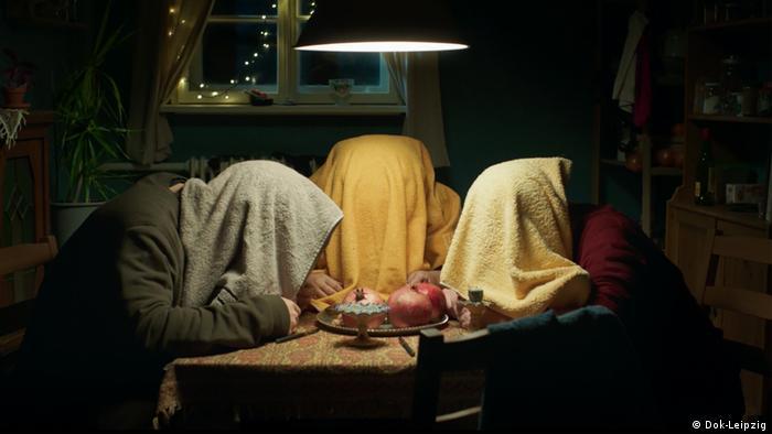 Filmstill In the Name of Scheherazade (Quelle: Dok-Leipzig)