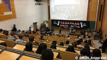 Deutschland Diskussion Sumpah Pemuda in Bonn