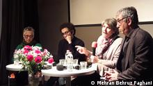 Berlin Symposium zu MassenHinrichtungen im Iran in 1980er Jahren