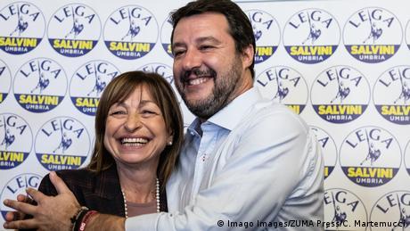 Νίκη Σαλβίνι, ψυχρολουσία για την κυβέρνηση Κόντε