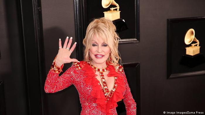 Country singer Dolly Parton (Imago Images/Zuma Press)