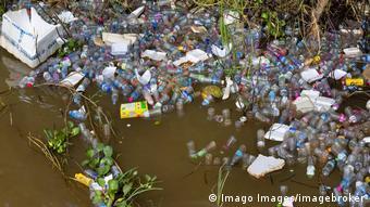Пластиковый мусор - одна из угроз для окружающей среды