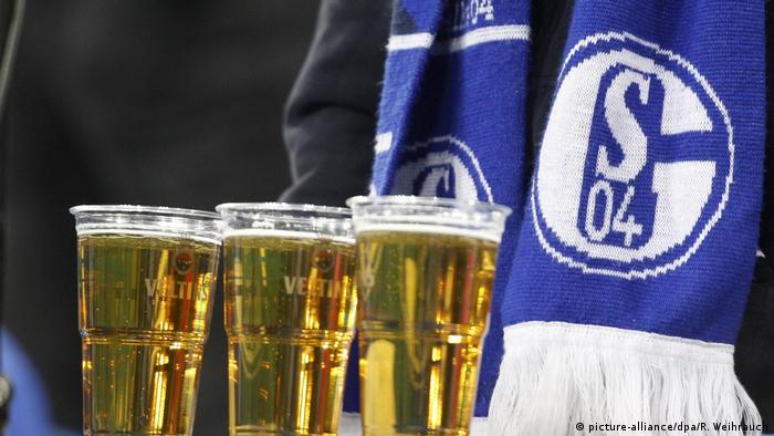 FC Schalke 04 - SC Freiburg (picture-alliance/dpa/R. Weihrauch)