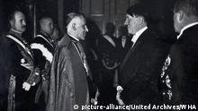 Adolf Hitler 1889-1945 Vatikan Botschafter