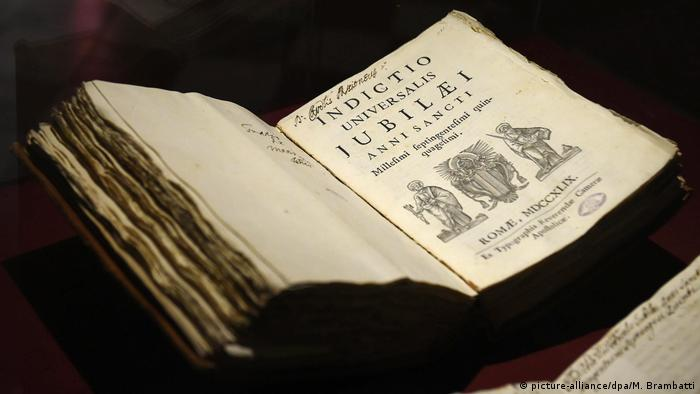 A book from the Vatican archives